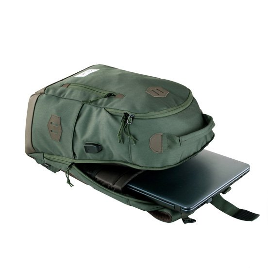 ransel fawn series olive